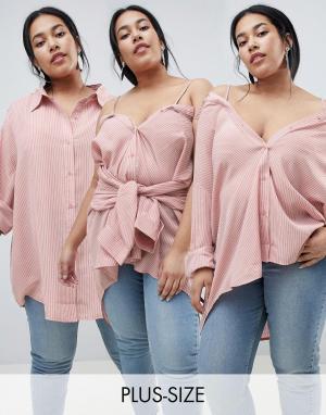a7906a4f9a5 Женские рубашки и блузки с бретельками купить в интернет-магазине ...