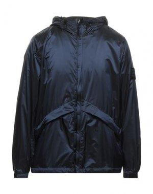 Куртка PEPE JEANS. Цвет: темно-синий
