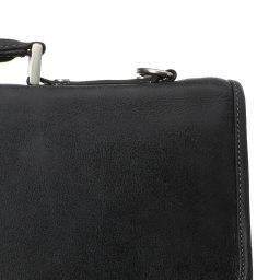 Портфель 8145 черный GERARD HENON