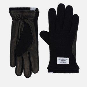 Перчатки x Hestra Svante Norse Projects. Цвет: чёрный