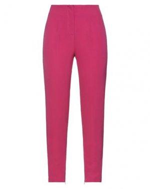Повседневные брюки TWENTY EASY by KAOS. Цвет: фуксия