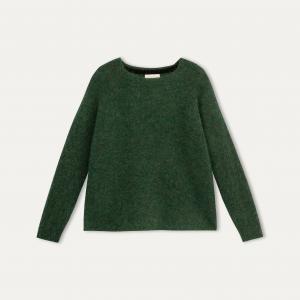 Пуловер OMACATI MOMONI. Цвет: зеленый