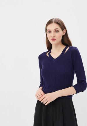 Пуловер Conso Wear. Цвет: синий