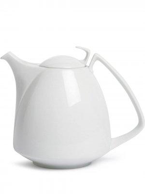 Кофейник Tac Gropius Weiss 3 (1150 мл) Rosenthal. Цвет: белый