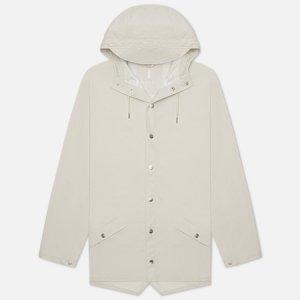 Мужская куртка дождевик Jacket Rains. Цвет: белый