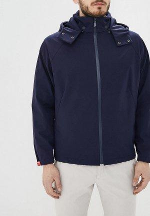 Куртка Adolfo Dominguez. Цвет: синий