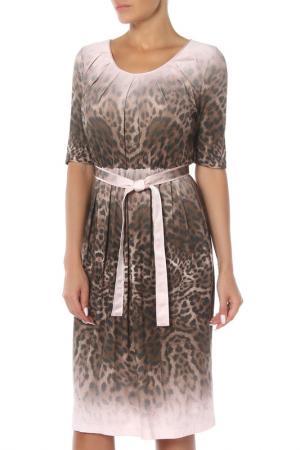 Платье Basler. Цвет: коричневый