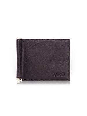 Зажим для денег, Brown Domenico Morelli. Цвет: коричневый