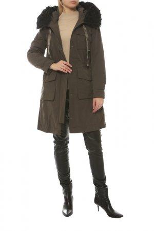Куртка Acasta. Цвет: khaki