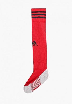 Гетры adidas ADI SOCK 18. Цвет: красный