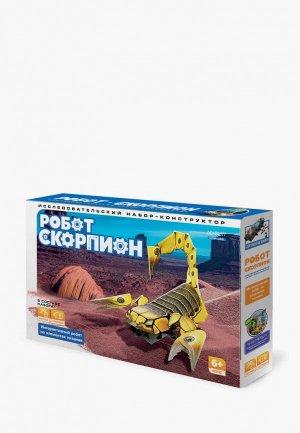 Конструктор ND Play Робот-Скорпион. Цвет: зеленый