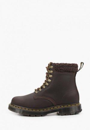 Ботинки Dr. Martens 1460 Collar-8 Eye Boot