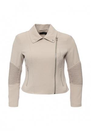 Куртка Sela. Цвет: бежевый