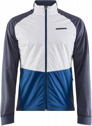 Куртка мужская Storm, размер 54-56 Craft. Цвет: серый
