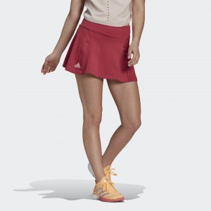 Юбка для тенниса Primeblue Performance adidas. Цвет: розовый