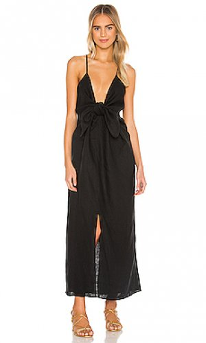 Макси платье lolita Mara Hoffman. Цвет: черный