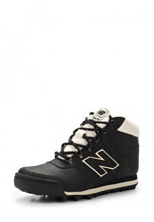 Ботинки New Balance WL701. Цвет: черный