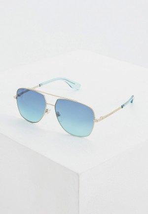 Очки солнцезащитные Marc Jacobs 271/S MVU. Цвет: серый