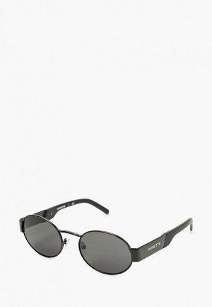 Очки солнцезащитные Arnette AN3081 501/87. Цвет: черный