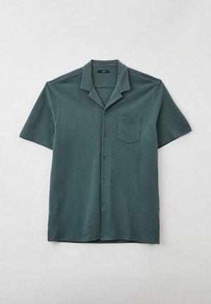 Рубашка Colins Colin's. Цвет: бирюзовый