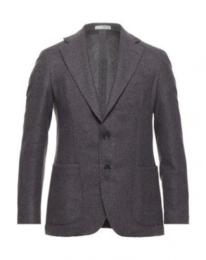 Пиджак 0909 FATTO IN ITALIA. Цвет: красно-коричневый