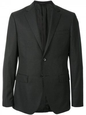 Durban пиджак строгого кроя D'urban. Цвет: черный
