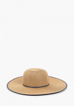 Шляпа Dispacci. Цвет: бежевый