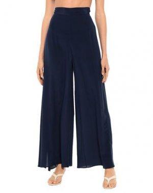 Пляжные брюки и шорты THREE GRACES LONDON. Цвет: синий