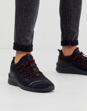 Черные походные кроссовки -Черный Creative Recreation