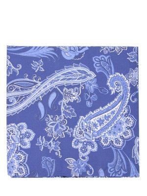 Хлопковый платок-паше с пейсли JOOP