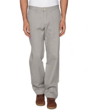 Повседневные брюки CARAMELO. Цвет: серый