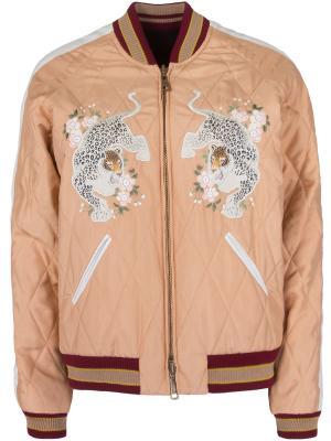 Двусторонняя куртка-бомбер CHLOE