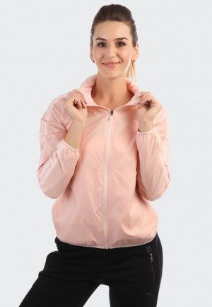 Ветровка Anta Cross-training. Цвет: розовый