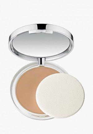 Пудра Clinique Легкая компактная с антиоксидантами Almost Powder Makeup SPF 15. Цвет: бежевый