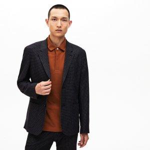 Пиджак Lacoste. Цвет: серый
