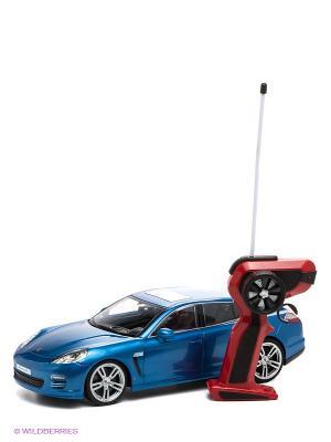 Радиоуправляемая машина Porsche Panamera KAISER. Цвет: синий