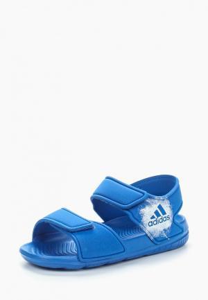 Сандалии adidas AltaSwim I. Цвет: синий