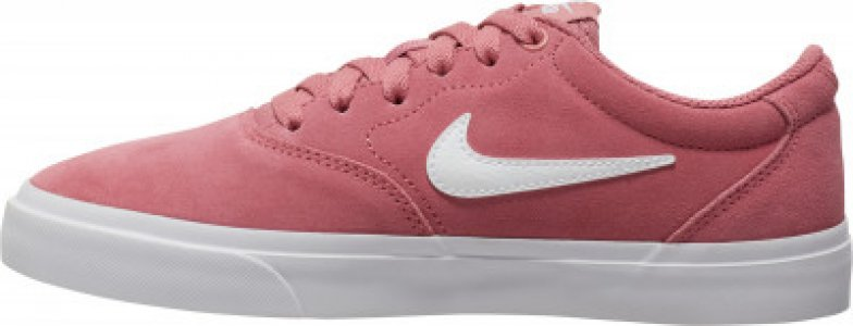 Кеды женские WMNS Sb Charge Suede, размер 36.5 Nike. Цвет: розовый