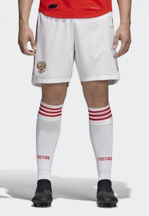 Шорты спортивные adidas RFU H SHO AU. Цвет: белый
