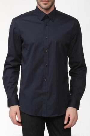 Рубашка Cr7 Cristiano ronaldo. Цвет: синий