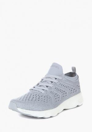 Кроссовки Anta Running Shoes A-FLASH FOAM. Цвет: серый
