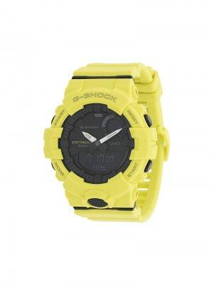 Наручные часы GBA 800 Step Tracker G-Shock. Цвет: желтый