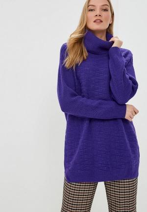 Свитер MaryTes МТ108. Цвет: фиолетовый