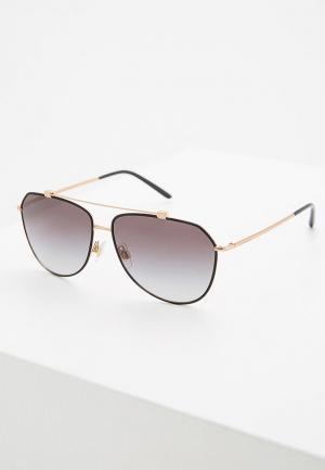 Очки солнцезащитные Dolce&Gabbana DG2190 12968G. Цвет: черный
