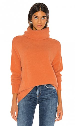 Пуловер webster Tularosa. Цвет: оранжевый