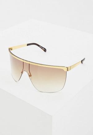 Очки солнцезащитные Givenchy GI007DWCWLY9. Цвет: золотой