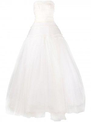 Свадебное платье Patricia Vera Wang. Цвет: белый