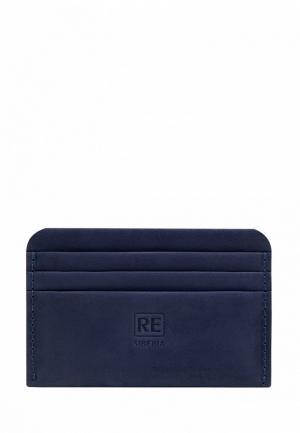 Обложка для документов Reconds. Цвет: синий