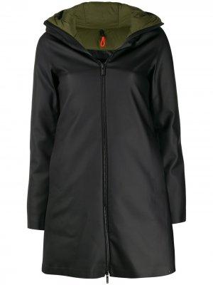 Водонепроницаемая куртка с капюшоном RRD. Цвет: черный