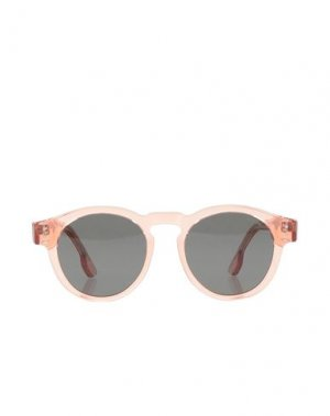 Солнечные очки KOMONO. Цвет: коралловый